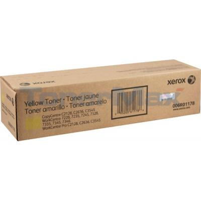 XEROX WORKCENTRE PRO C2128 3545 TONER YELLOW